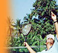 Tennis and beach resort holiday, an Affordable vacation